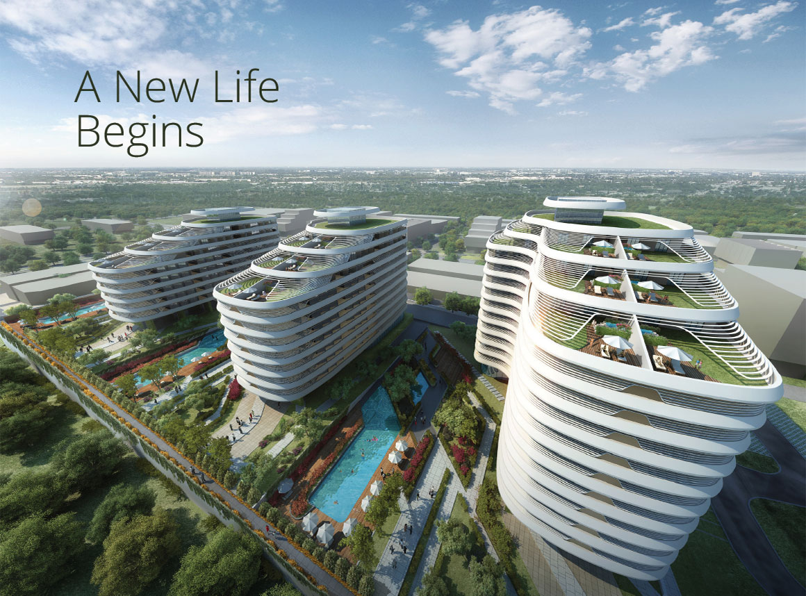 The Residences at Bandar Newpark Kluang